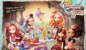 Madeline Hatter Hat-Tastic Party Playset