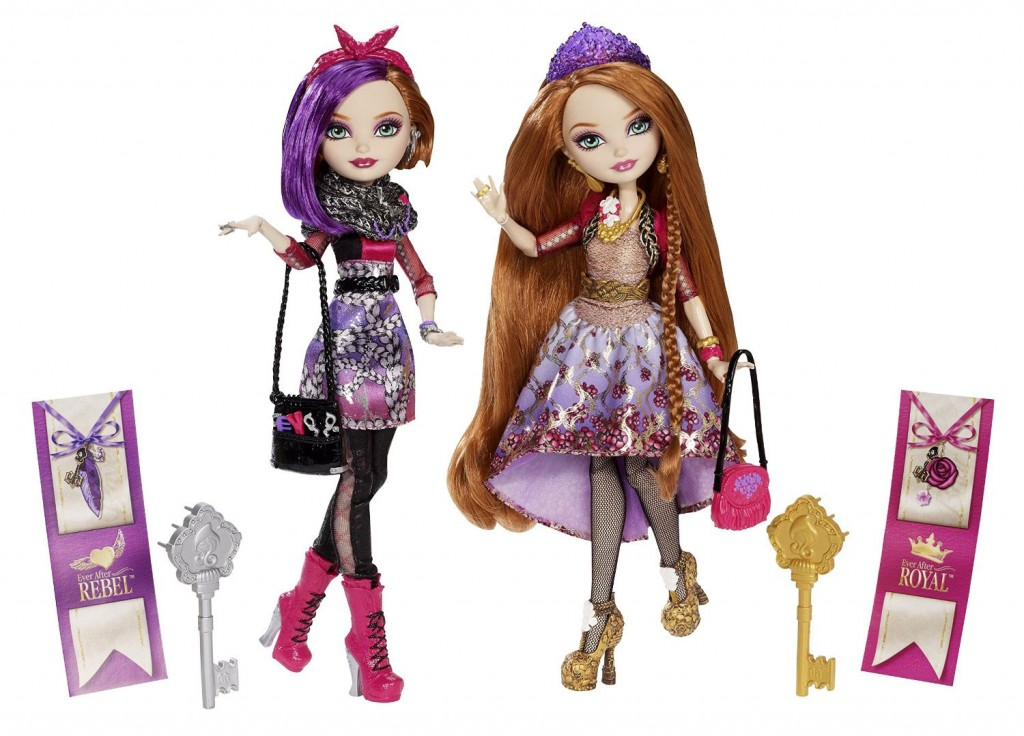 Holly and Poppy o hair Basic doll outfit