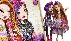 Holly and Poppy O'Hair