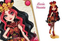 Lizzie Hearts First Wave