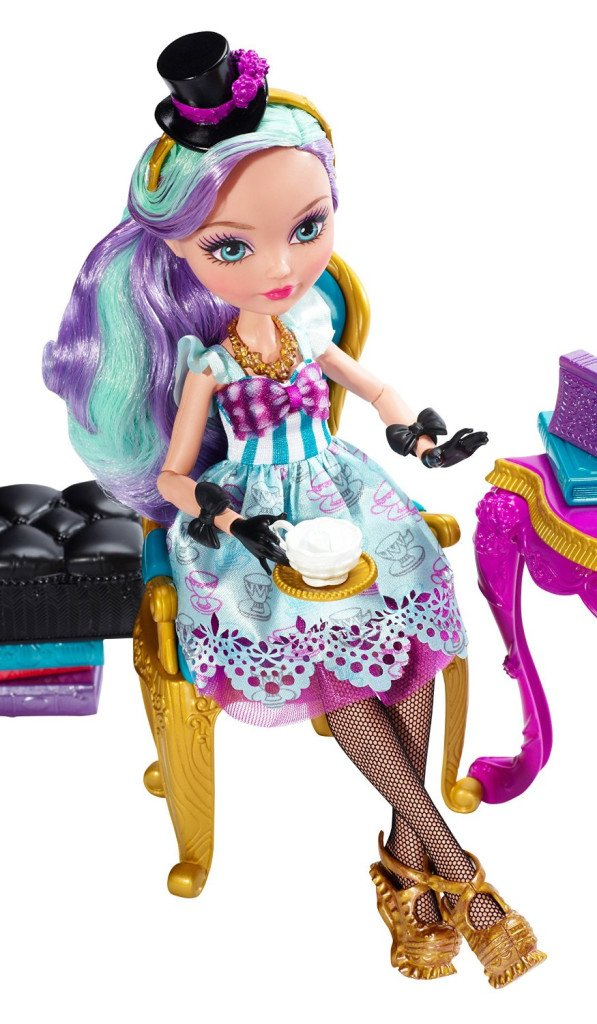 Madeline Hatter Hat-Tastic Party doll