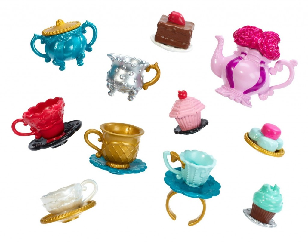 Madeline Hatter Playset accessories