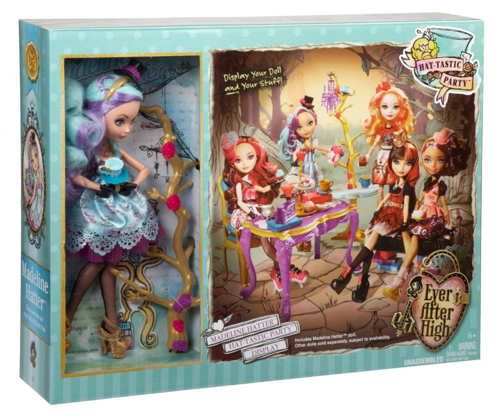 Hat-Tastic Party Playset Box