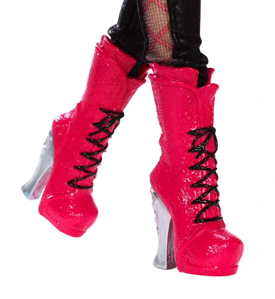 Poppy O'Hair basic doll shoes