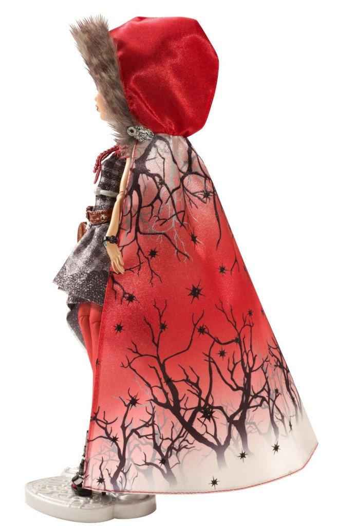 Cerise Hood legacy day doll hood