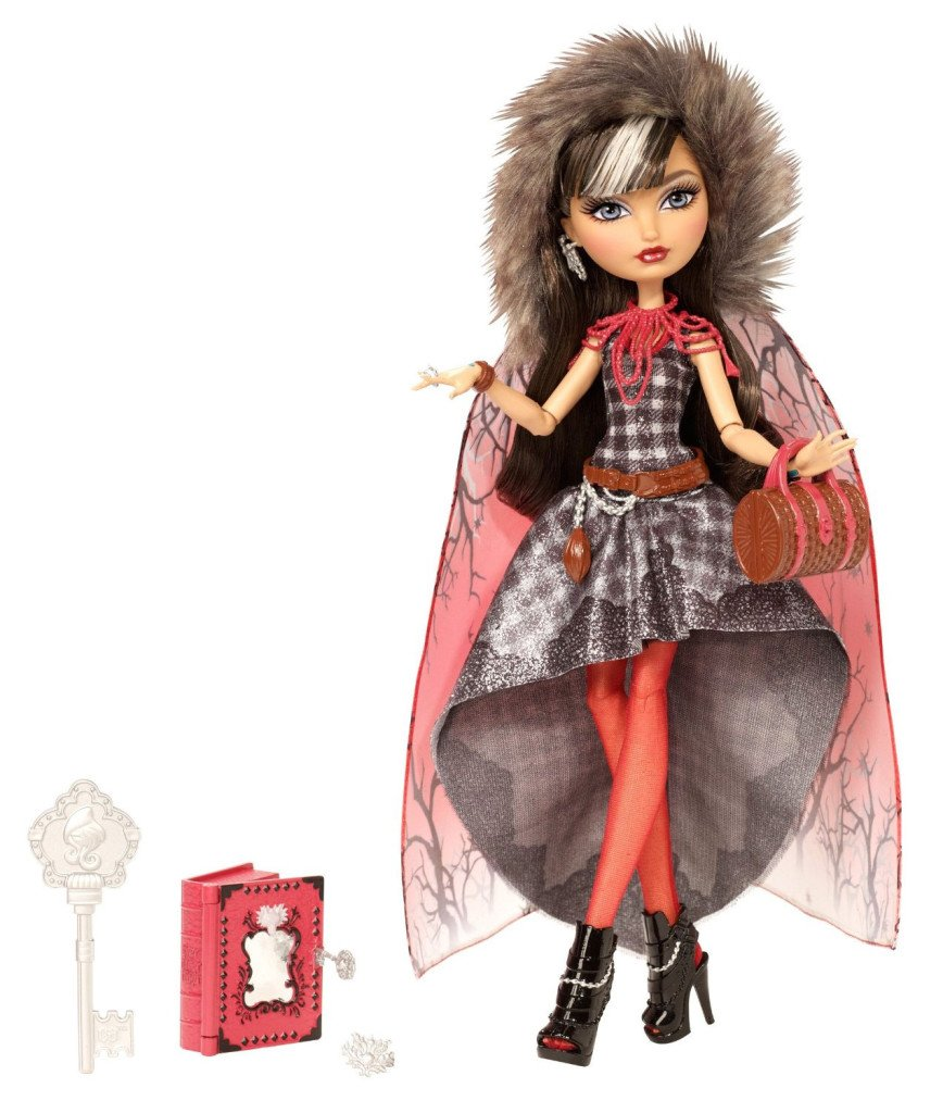 Cerise Hood Legacy Day doll outfit