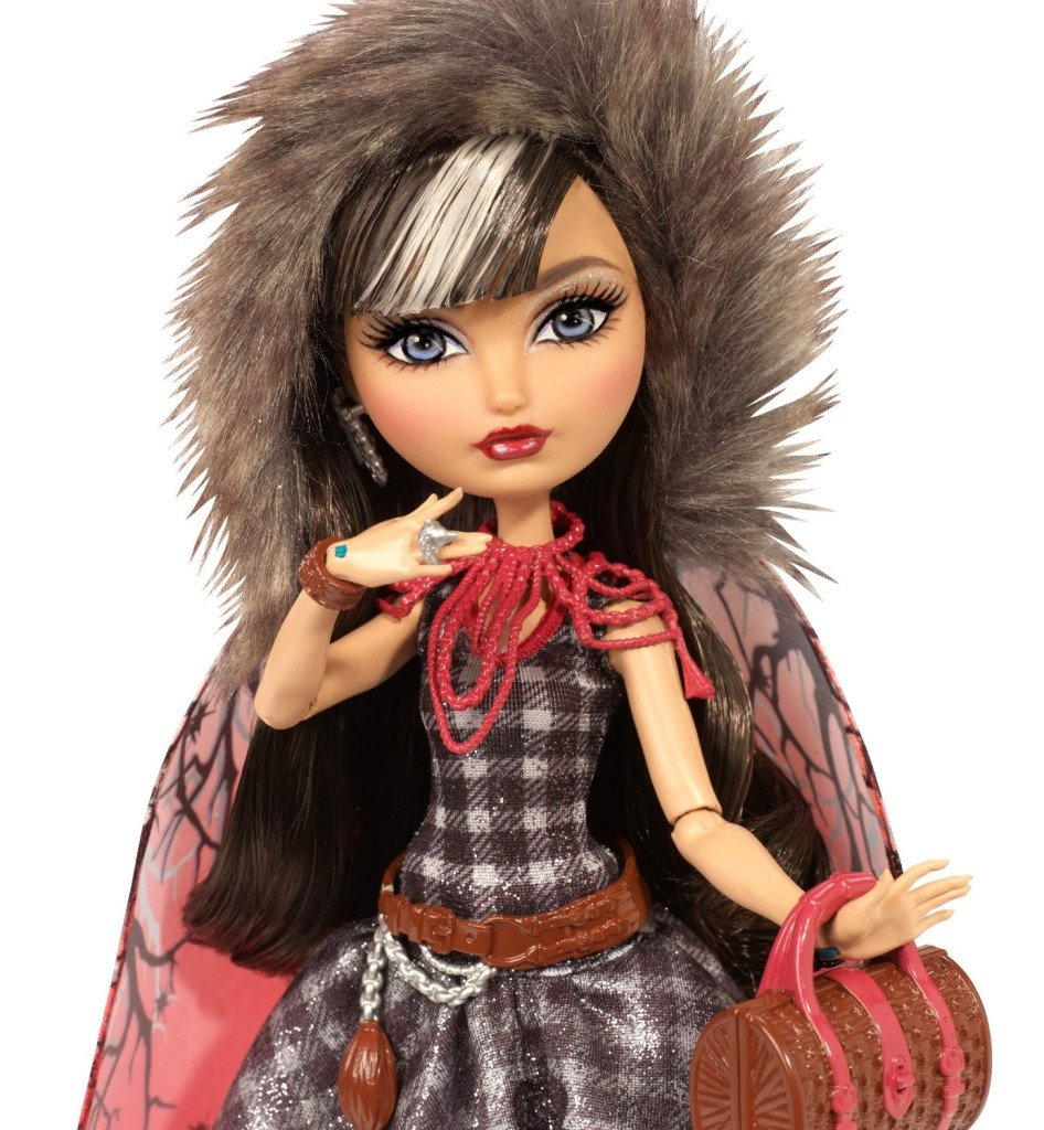 Cerice  Hood Legacy day doll purse