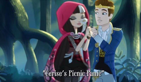 Cerice's Picnic Panic webisode