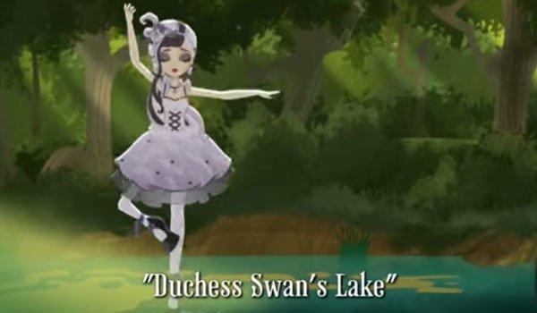 Duchess Swan's Lake webisode