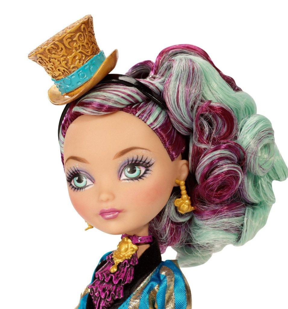 Maddeline Hatter Legacy Day doll Face