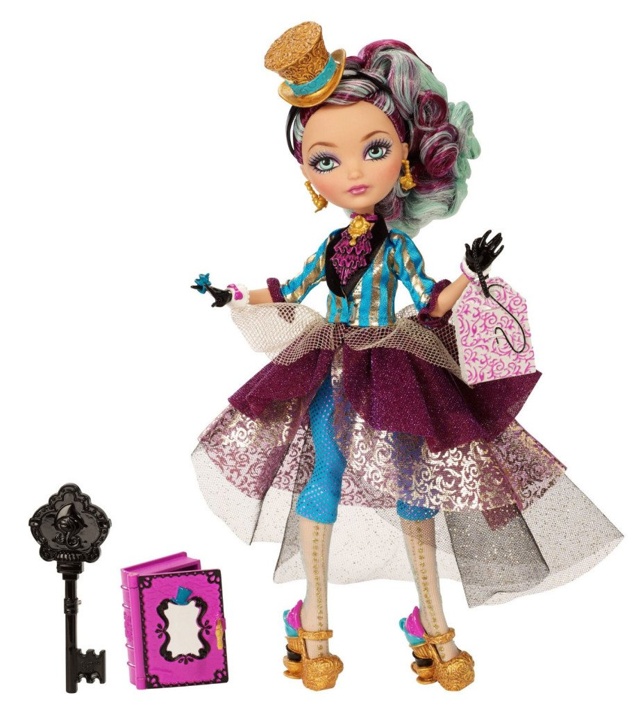 Maddeline Hatter Legacy Day outfit doll