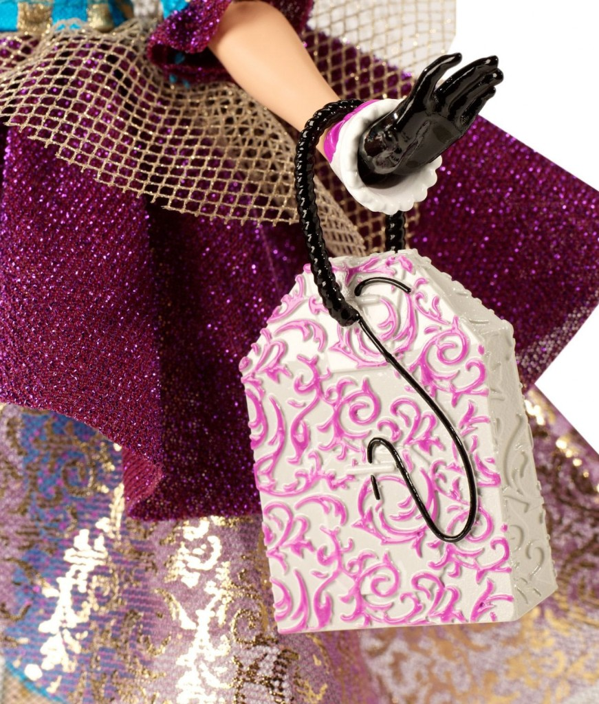 Madeline Hatter Legacy day purse