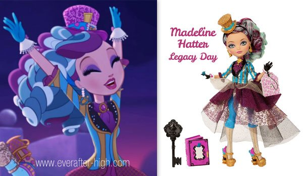 Madeline Hatter Legacy Day