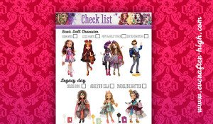 ever after hih printable checklist 4