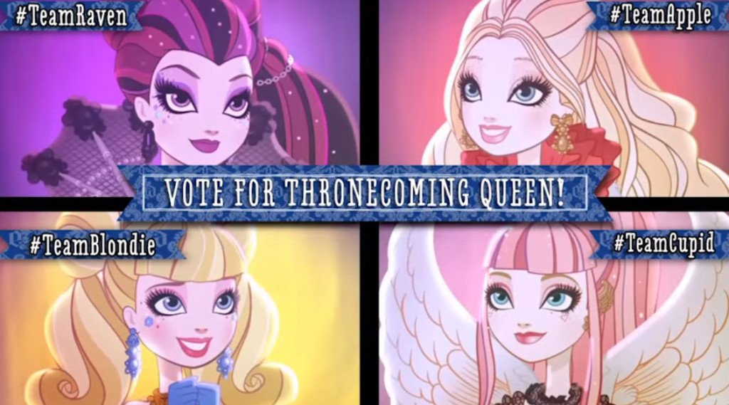Thronecoming Candidates