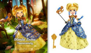 Blondie Lockes Thronecoming