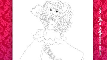 ca-cupid-thronecoming-dress-coloring