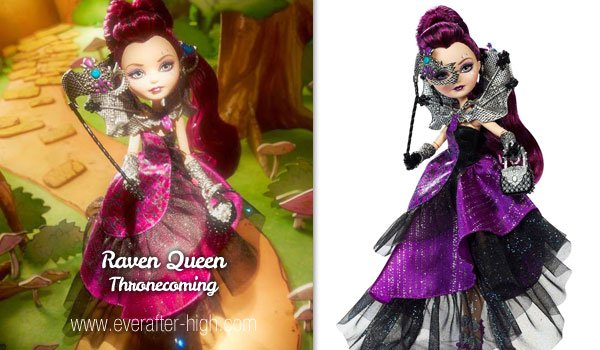 Raven Queen Thronecoming