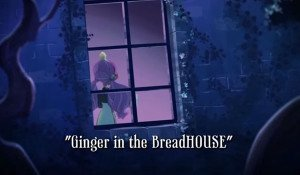 Ginger in the Breadhouse Video