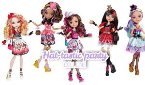 Hat-Tastic Party dolls