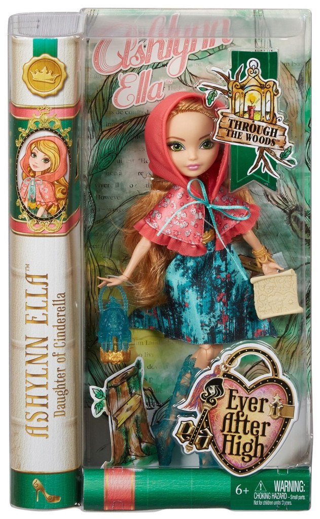 Ashlynn Ella Through the Woods Doll | Ever After High