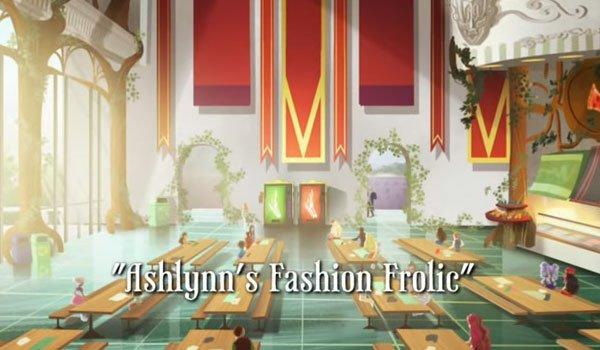 Ashlynn's Fashion Frolic Video