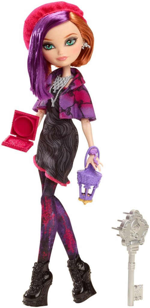 Poppy O'hair Through The Woods Doll | Ever After High