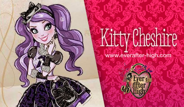 Kitty Cheshire Character