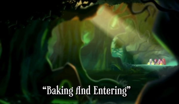 Baking and Entering Video