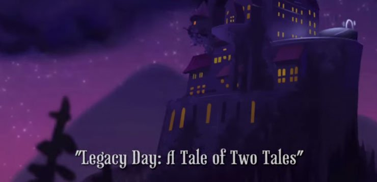 Legacy Day: A Tale of Two Tales