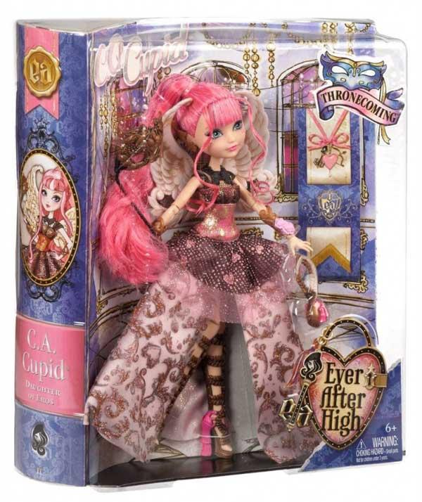 C.A. Cupid Thronecoming Doll Box