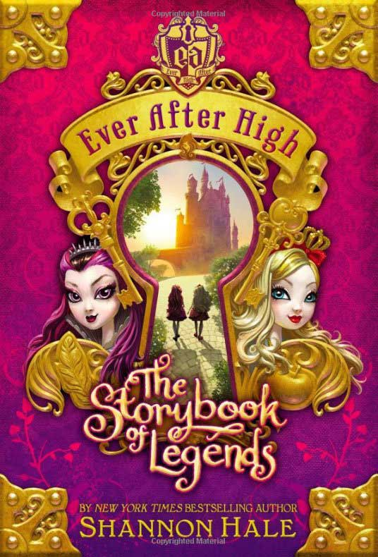 The Storybook of Legends Cover