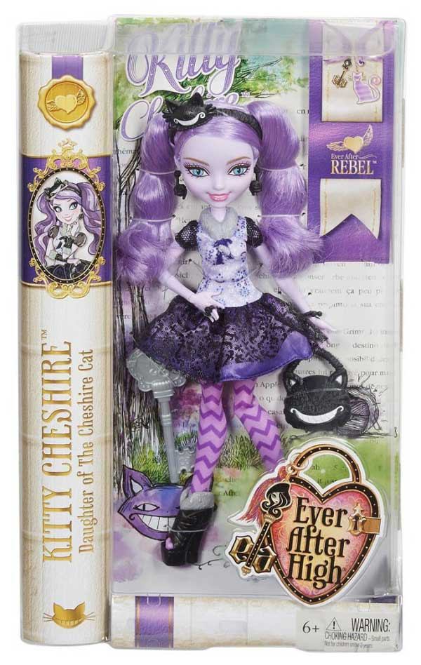 Kitty Cheshire Doll Box