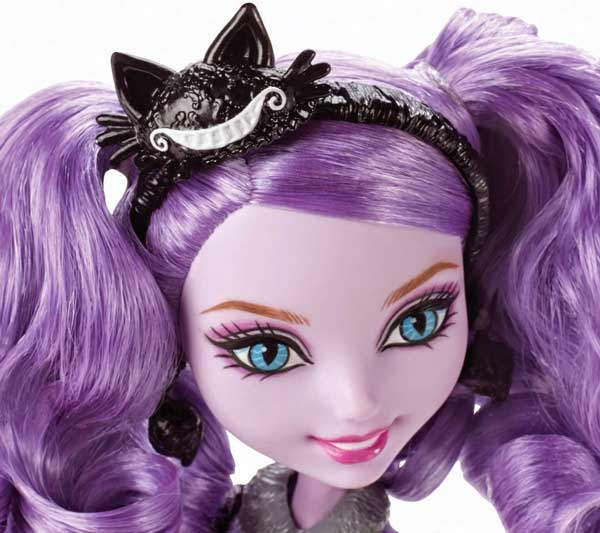 Kitty Cheshire Doll Hat